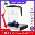 2,0l PP Material generador de hidrógeno saludable máquina de jarra de agua rica en hidrógeno generador de hidrógeno ionizador de agua WAC001