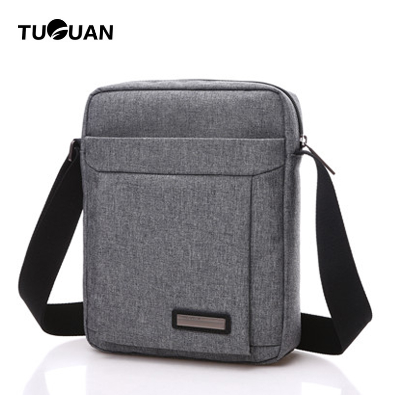 TUGUAN Brand 2017 New Designer Unisex Men Canvas Messenger Bags Korean Style Girl Cross Body Waterproof Shoulder Bags Mini Bags 2017 new unisex men messenger bag chest pack brand design korean and japan style simple women shoulder cross body bags for ipad