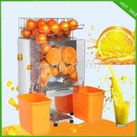 18 free ship Citrus orange automatic Juice Extractor machine commercial automatic orange juicer machine, orange juicer