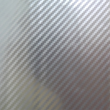 WDF790-3 5Squar Meter carbon fiber water transfer printing film hydrographics Transparent+silver