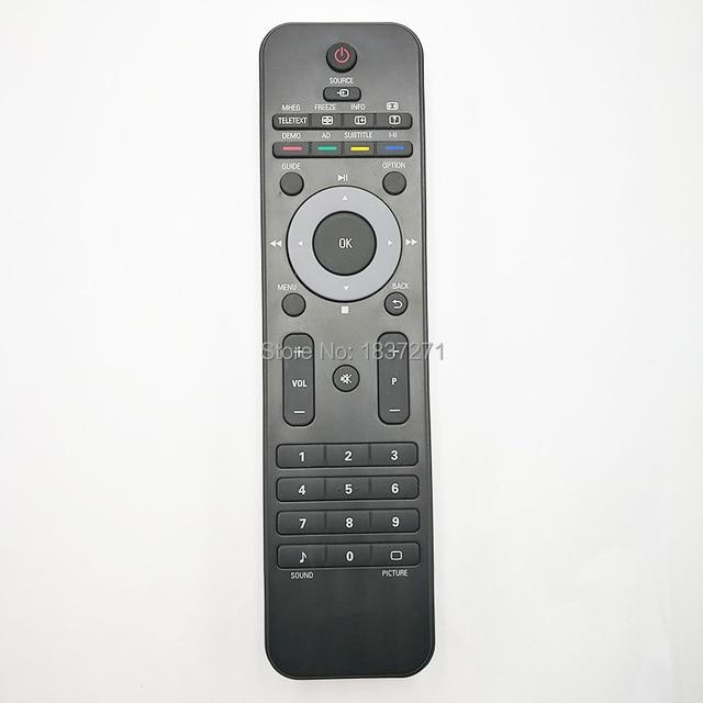 Comando à distância original novo rc2143618 313923821881 para philips 221te2lb/00 lcd monitor