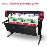 1200mm VS48 Vinyl Cutting Plotter Machine With Contour Cut Function Smart Camera Automatic Patrol Round Edge Cutting Plotter