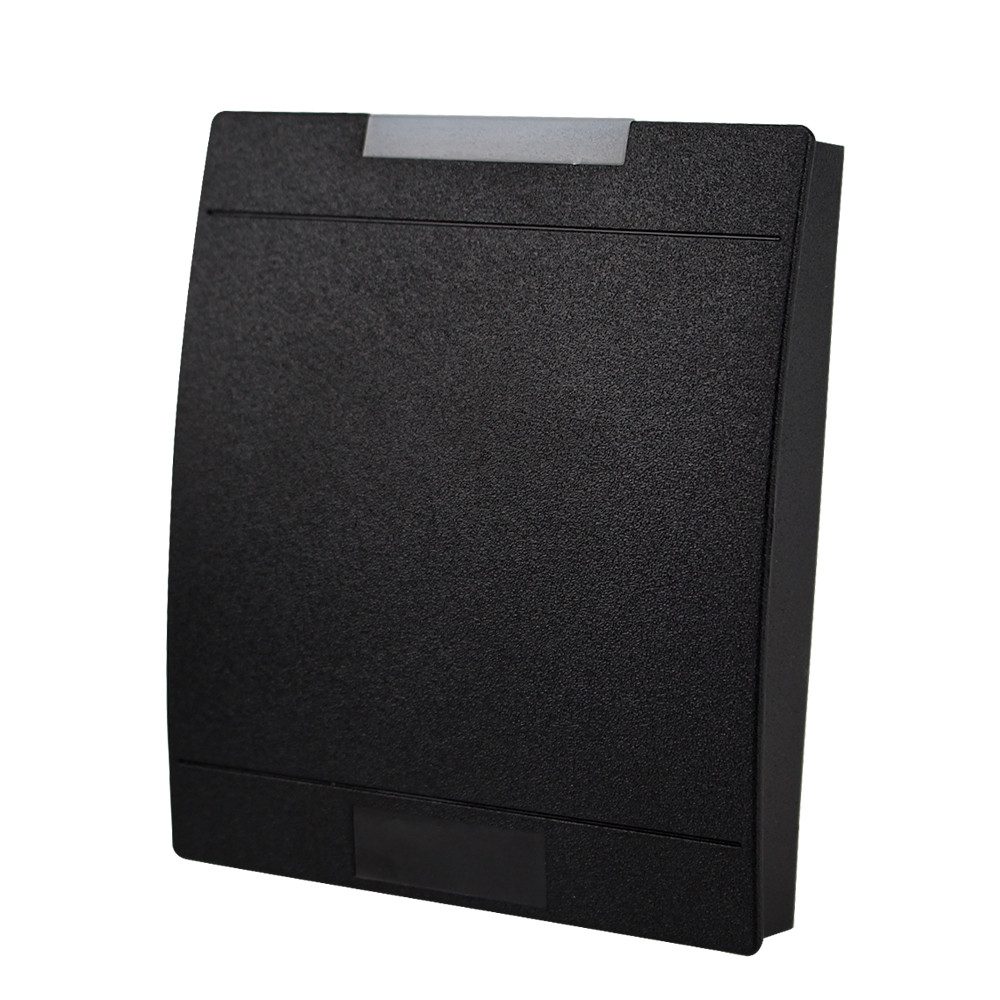 все цены на Waterproof RFID card reader 125KHz EM-ID reader support HID WG26/34 output for access control system онлайн