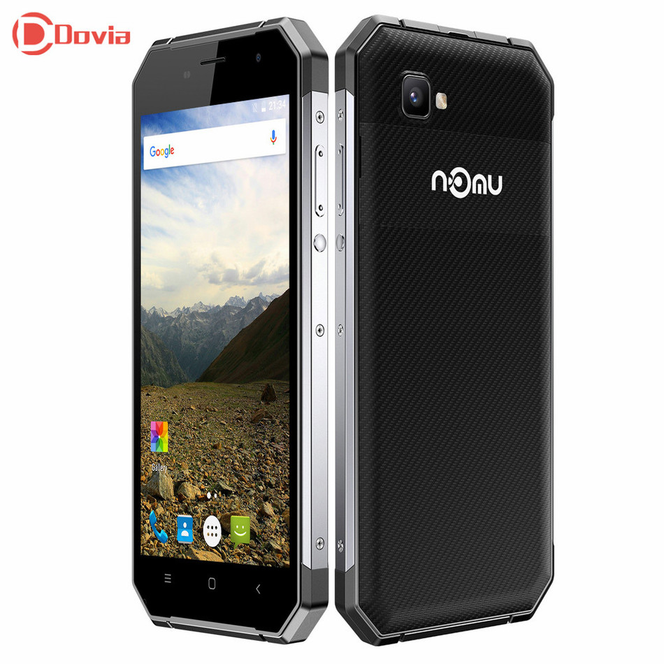 Nomu S30 Android 6 0 5 5 inch 4G Smartphone MTK6755 2 0GHz Octa Core 4GB