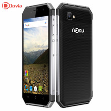 Nomu S30 Android 6.0 5.5 pouce 4G Smartphone MTK6755 2.0 GHz Octa Core 4 GB RAM 64 GB ROM 5.0MP + 13.0MP Caméras NFC Mobile téléphone