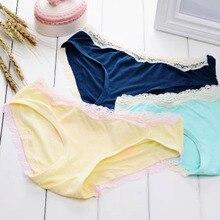 Cute Pink Cotton Panties
