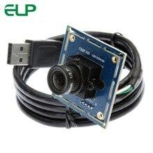 ELP Mini 720Pเว็บแคมUSBโมดูลกล้อง 1.0 ล้านพิกเซลCMOS OV9712 HDฟรีไดร์เวอร์กล้องอุตสาหกรรมสำหรับ 3Dเครื่องพิมพ์,เครื่องVision