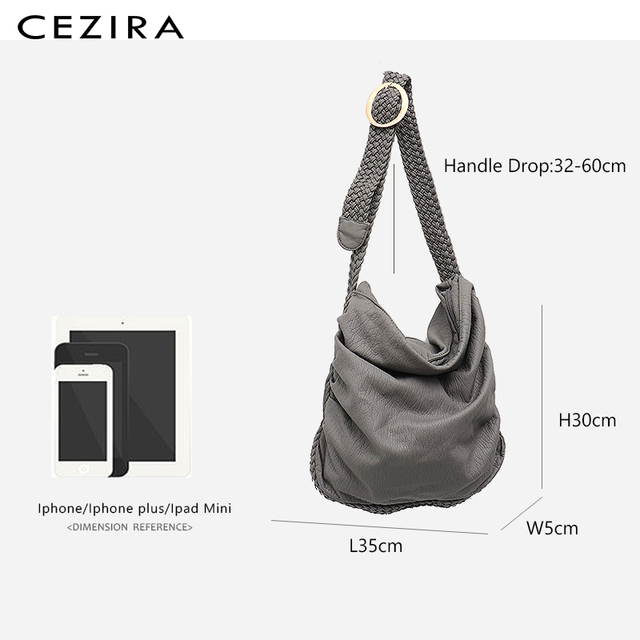 Big Soft Casual Women Bags 4