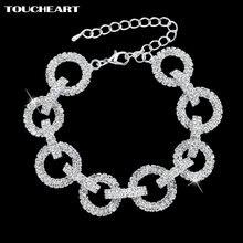 Toucheart 2018 свадебные браслеты и с камнями романтические