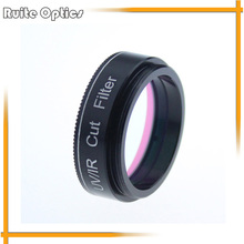Big sale 1.25 Inch Optical UVIR Cut Infrared Lens Filter For Astronomical Telescope Photography