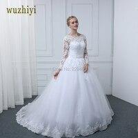 New Arrival Lace A Line Wedding Dresses 2016 Sweetheart Pleated Vestido De Noiva Sereia Robe De