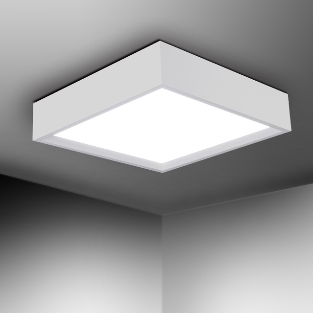 Led ceiling light square style light ceiling creative led panel lamp led ceiling light square style light ceiling creative led panel lamp modern led lamp bedroom living mozeypictures Image collections