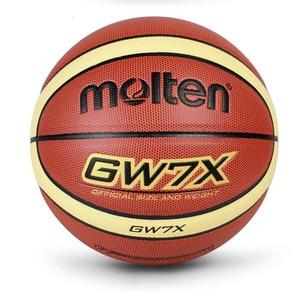 Image 5 - 2018 חדש מגיע חיצוני מקורה גודל 7/6/5 עור מפוצל כדורסל כדור אימון כדור סל כדורסל נטו + כדור מחט basketbol