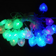 5W LED garland String Light For Wedding Christmas holiday decoration lamp Festival