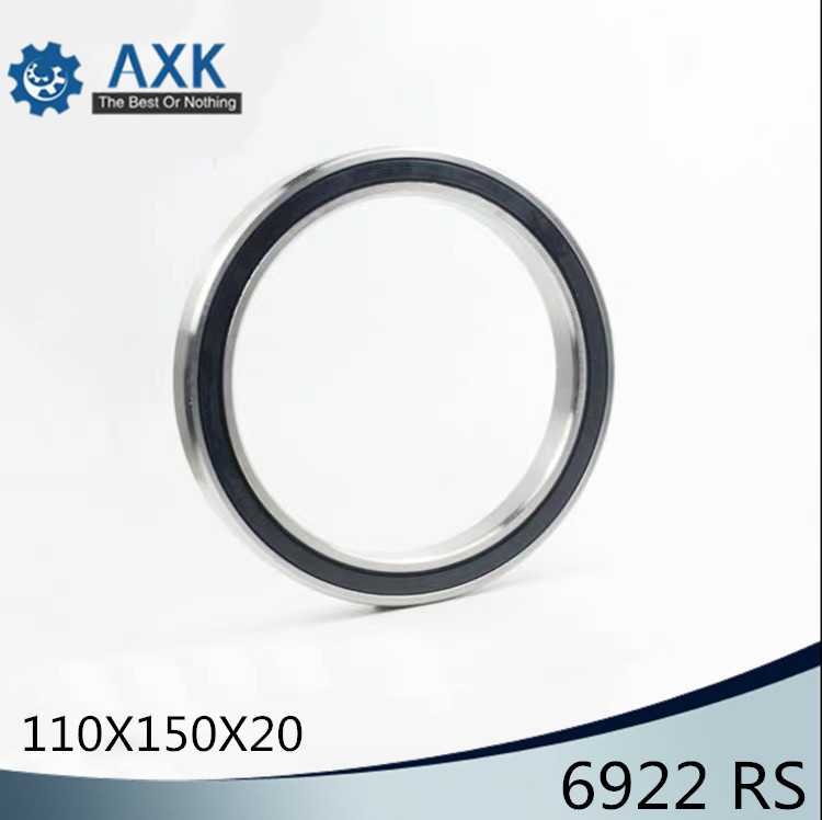 6922 2RS ABEC-1  110x150x20MM  Metric Thin Section Bearings 61922RS 6922RS6922 2RS ABEC-1  110x150x20MM  Metric Thin Section Bearings 61922RS 6922RS