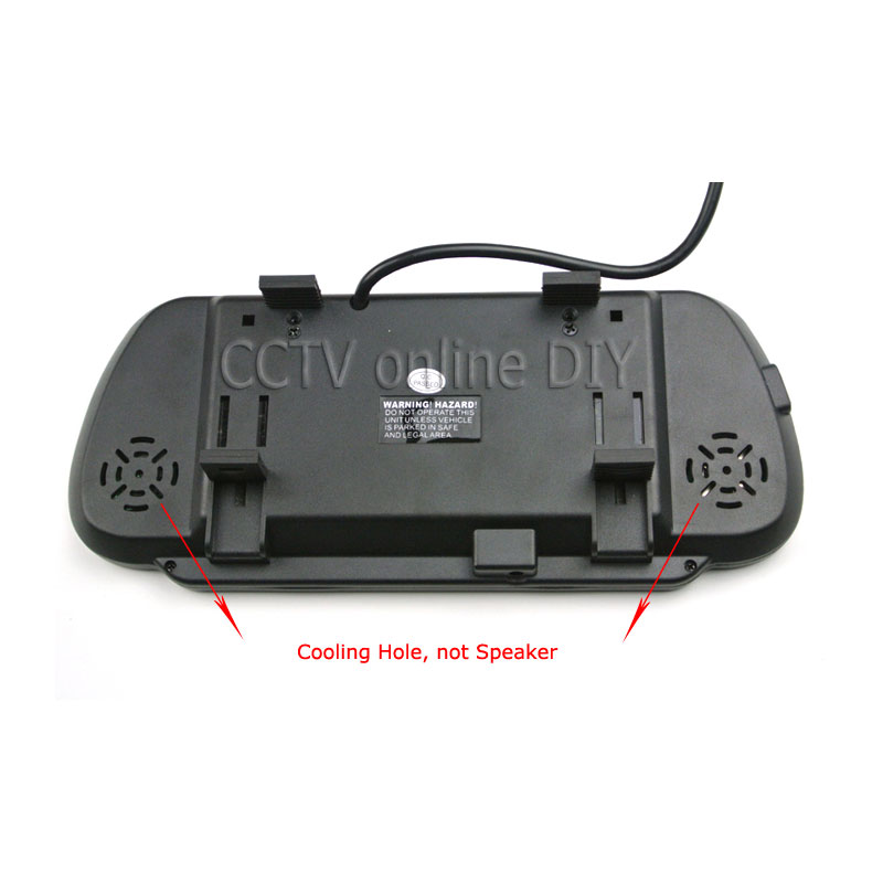 ANSHILONG 100% Жаңа автомобиль 7 дюйм 7 «TFT LCD - Автомобиль электроникасы - фото 3