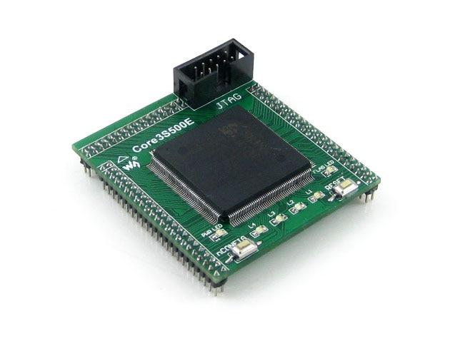 Desarrollo XILINX FPGA Xilinx Spartan-3E XC3S500E Evaluation Kit XCF04S soporte FLASH JTAG = Core3S500E