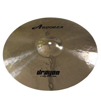 "Arborea Handmade Cymbal Dragon series 12"" splash"