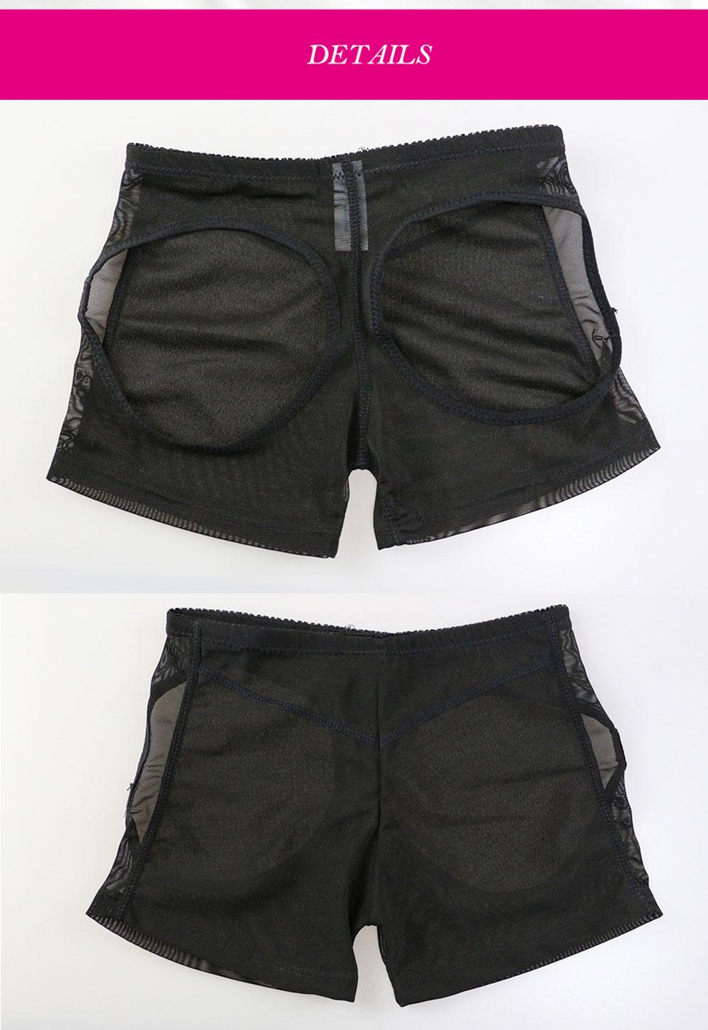 NB4001-2 Atbuty Sexy Butt Lifter Shaper Push Up Hips Enhancer Breathable Mesh Control Panty Butt Lift  Body Shaperwears (12)