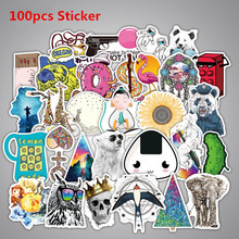 100 Car Styling JDM decal Stickers for Graffiti Car Covers Skateboard Snowboard Motorcycle Bike Laptop Sticker Bomb Accessories стоимость