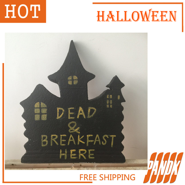 scary indicator halloween decorations halloween props indicator props party foam indicator free shipping