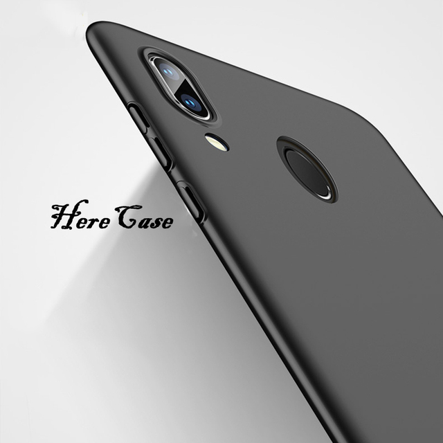 online store fefdb d0e07 US $1.9 5% OFF HereCase Case For huawei honor note 10 Case for honor note  10 Cover luxury matte Hard PC Back cover for huawei honor Play case-in ...