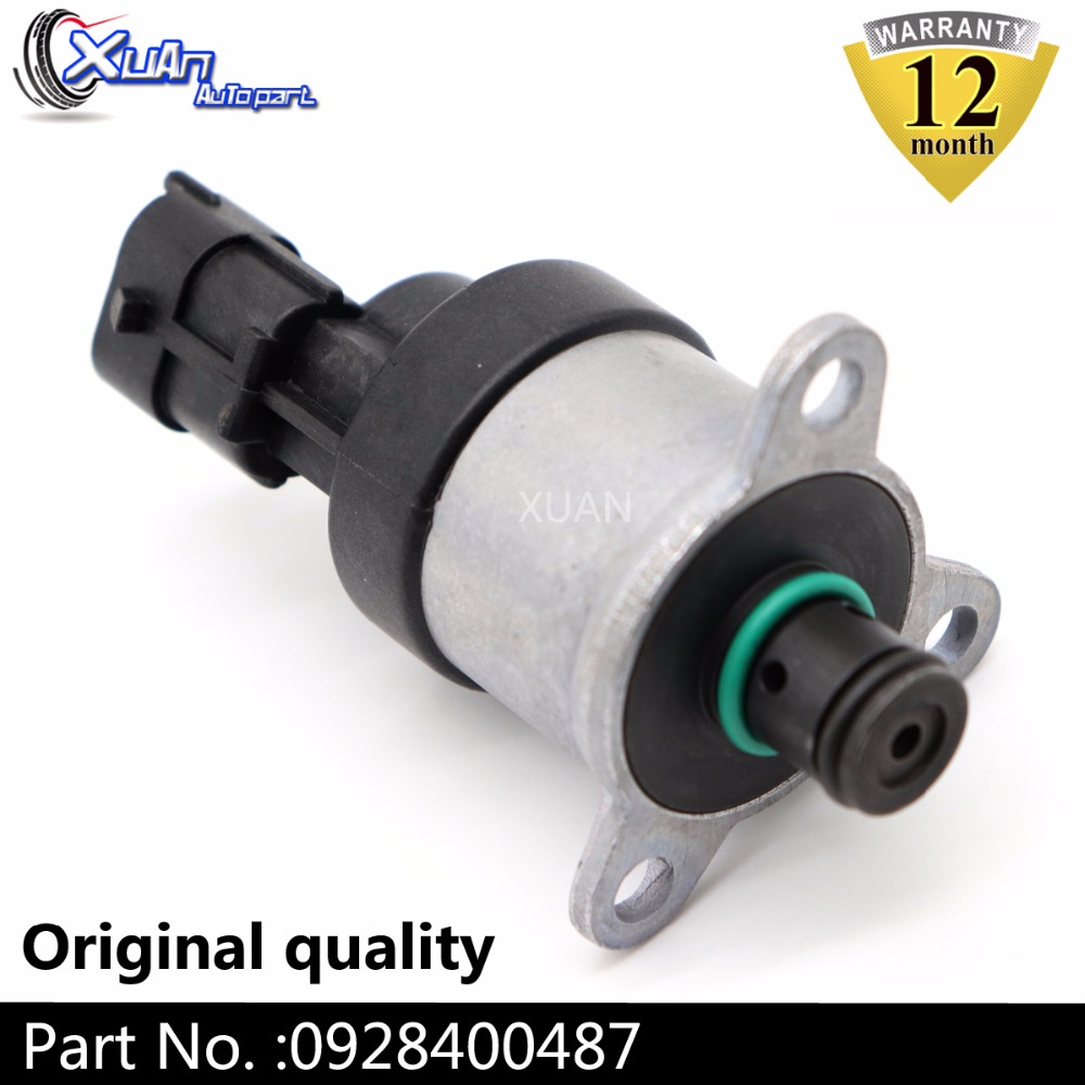 XUAN 0928400487 High Pressure Fuel Pump Regulator Suction Control SCV Valve For <font><b>RENAULT</b></font> ESPACE GRAND SCENIC LAGUNA 1.9 DTI image