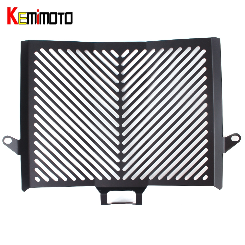 KEMiMOTO For KTM 1050 1190 1290 ADV Radiator Guard Grille 2013 2014 2015 2016 2017 Radiator Protection Protector Accessories 2017 hot motorcycle accessories grille radiator cover protection cnc aluminum for bmw r1200gs r1200 gs adv 2013 2014 2015 2016