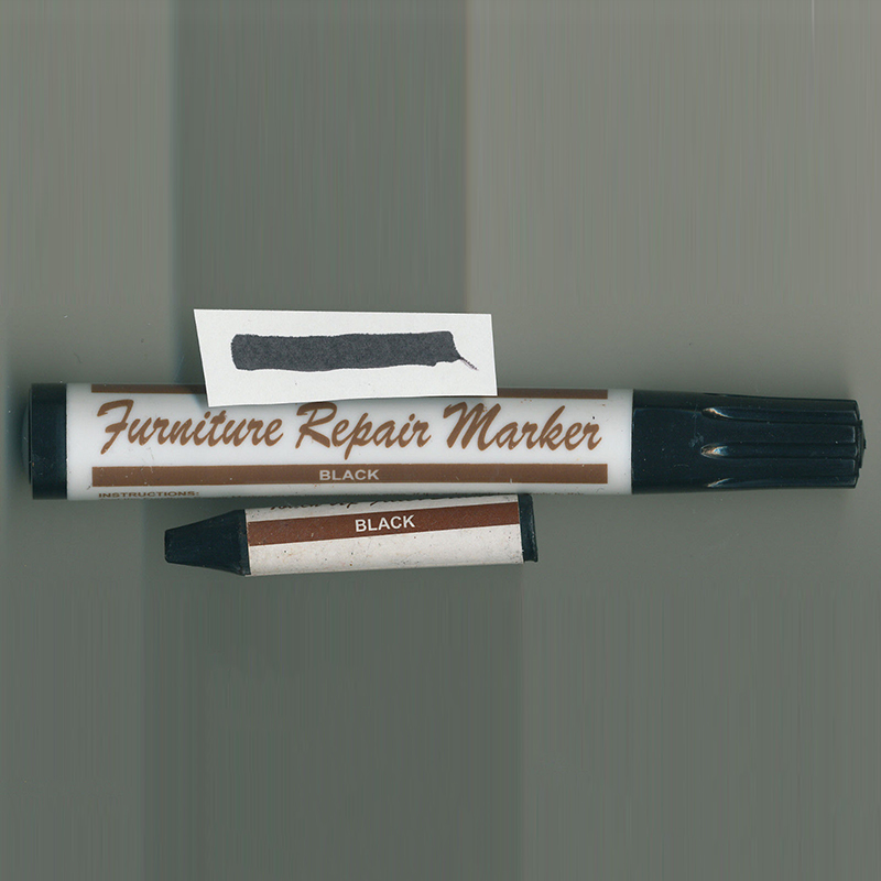 Furniture Touch Up Pen Markers To Repair Laminate Wood Floor Scratches Furniture Repair Marker Patch Pen Black/Reddish Brown/Oak