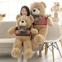 160cm new big size stuffed teddy bear toys big hugs bear doll lovers / christmas gifts birthday gift