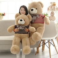 new big size of 80 cm stuffed teddy bear toys big hugs bear doll lovers / christmas gifts birthday gift