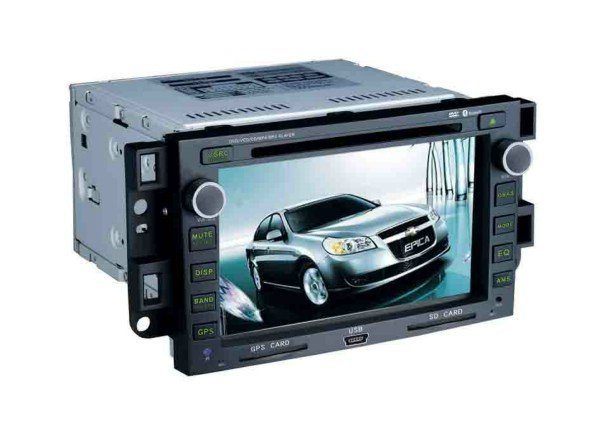 Specail Car DVD Player for CHEVROLET EPICA/LOVA with DVD/VCD/Radio/Bluetooth/TV tuner/MP4/MP3