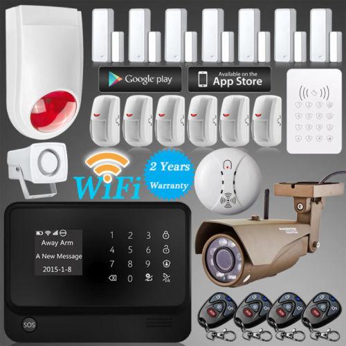 Achetez en gros focus alarme en ligne des grossistes for Alarme maison avec telesurveillance