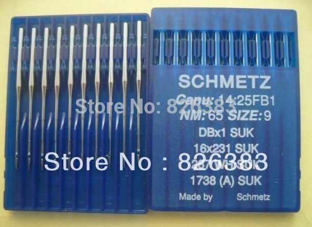 Allemande industrielle DBx1 BROTHER B755 machine à coudre aiguilles 16 x 231