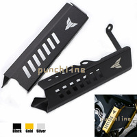 For Yamaha MT09 FZ09 MT 09 FZ 09 2013 2016 Motorcycle Accessories Aluminum Radiator Grille Side
