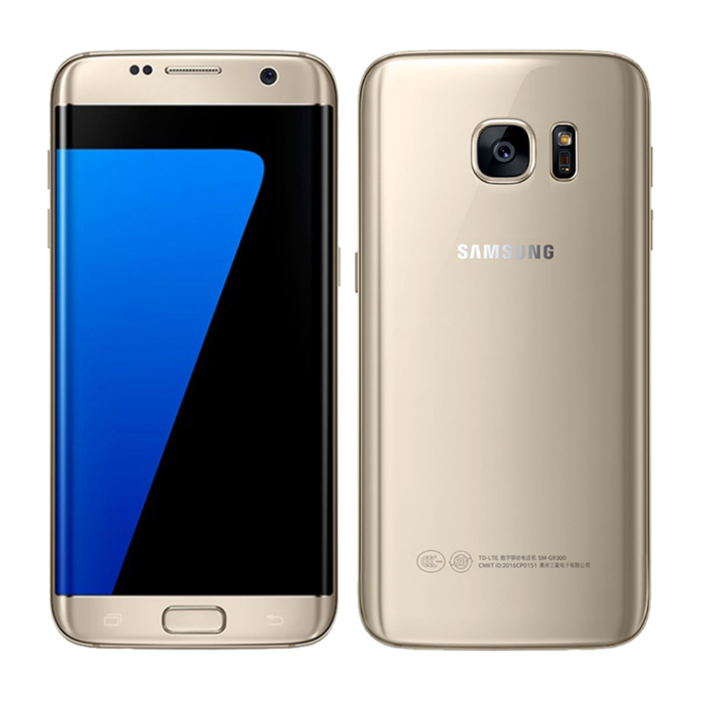 Image 3 - Original Unlocked Samsung Galaxy S7 edge G935F/G935V mobile phone 4GB RAM 32G ROM Quad Core NFC WIFI GPS 5.5'' 12MP LTE-in Cellphones from Cellphones & Telecommunications
