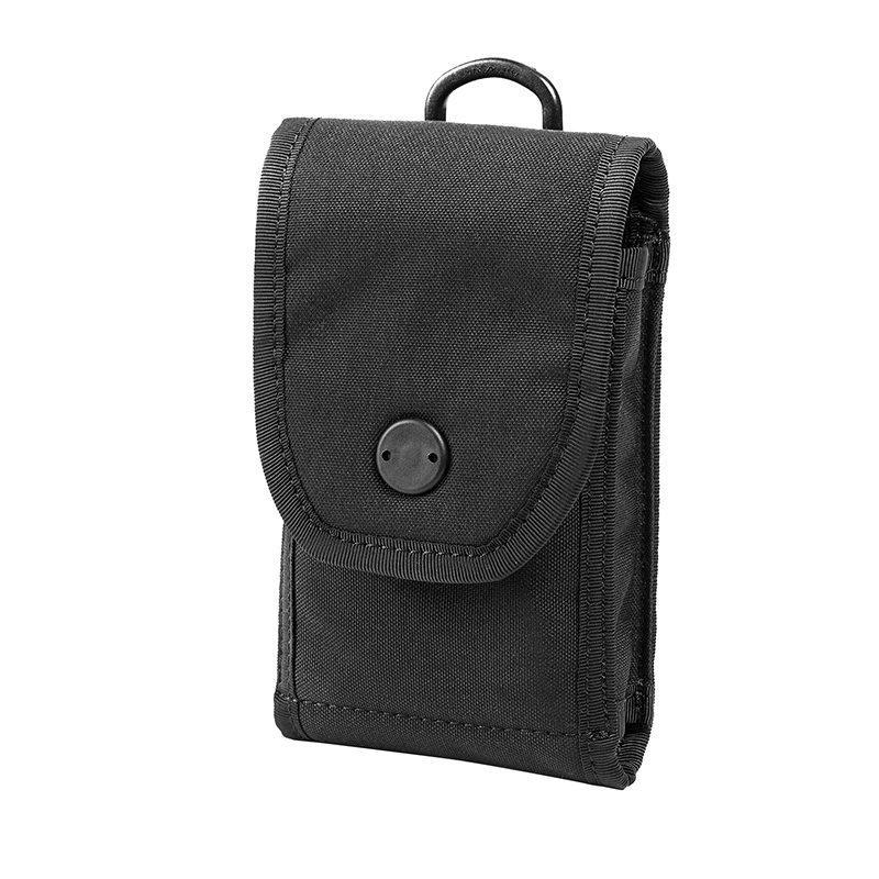 Onetigris Pouch iPhone6s Smartphone-Holder for SE Plus X Bag Magnetic-Snap-Fastener Low-Noise