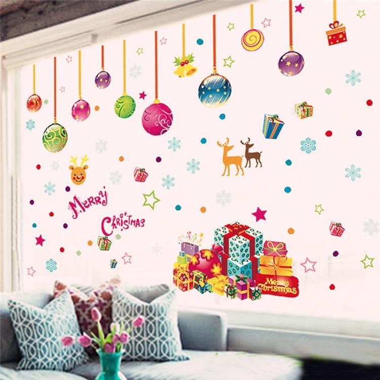 comprar nueva moda de la navidad ornamento pegatinas de pared diy decoracin de la ventana alta calidad exterior decoracin casera envo with decoracion casera