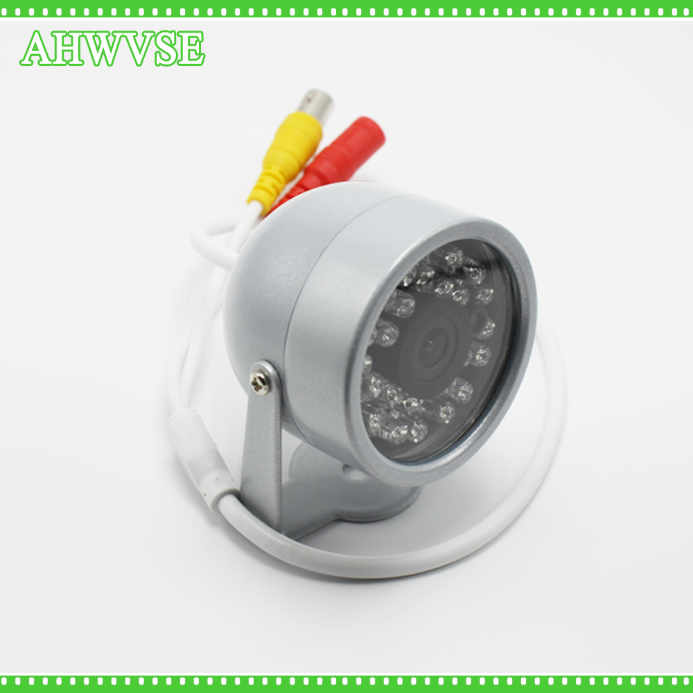 AHWVSE New AHD Camera Outdoor Bullet Surveillance Cam AHD HD 720P 1080P AHD Camera With IR Cut Filter Night Vision
