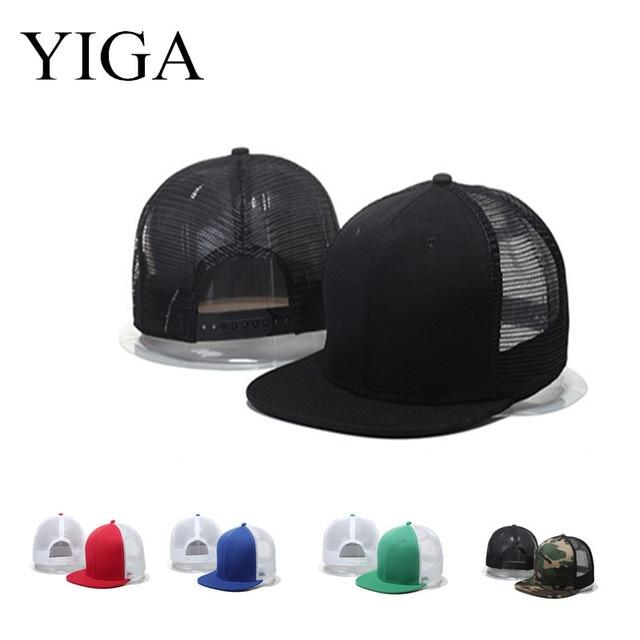 2017 hat Styles Blank mesh camo Snapback Hats camouflage hip hop mens women  Casquettes bboy gorras bones baseball caps solid hat 2c3f430471f