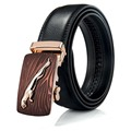 Men Jaguar Belt Genuine Leather Automatic Buckle Belt Designer Belts Mens Luxury Belts High Quality Male Strap 105cm-130cm KA003