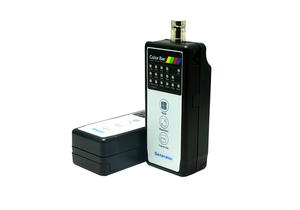 Image 2 - Farbe Bar Generator CCTV Kamera Tester CVBS AHD 5MP CVI 4MP TVI 5MP Kabel Linie Monitor Erkennung