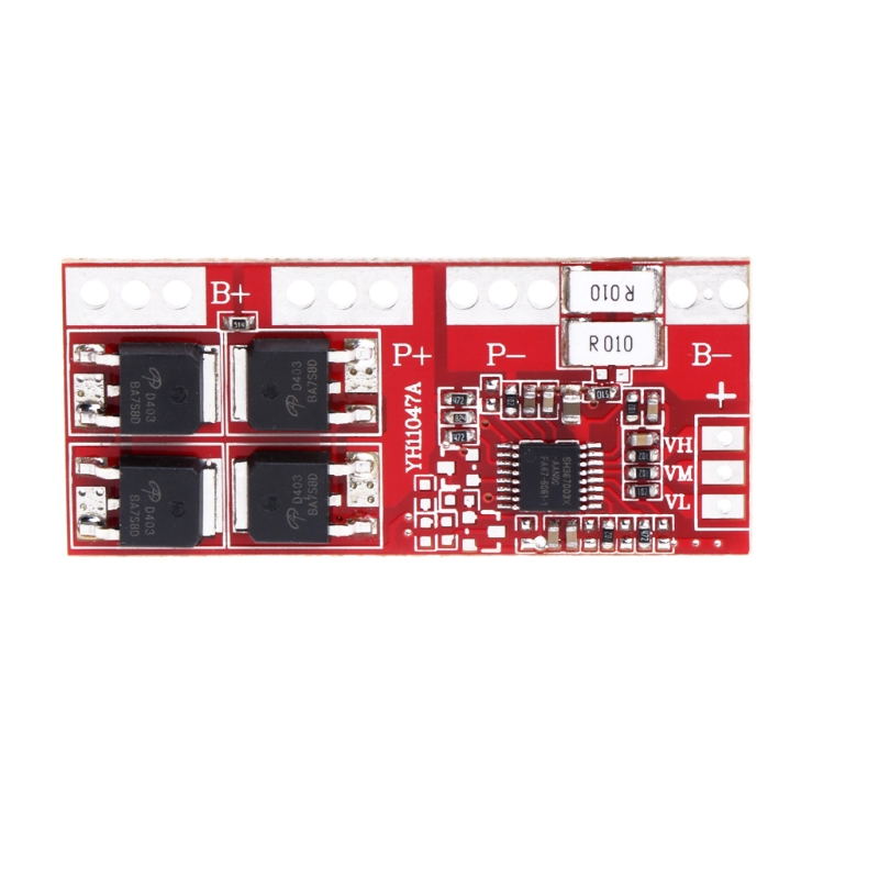 1PC 4S 30A Li-ion Lithium Battery 18650 Charger Protection Board 14.8V 16.8V