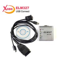 Yeni ELM327 USB Metal V1.5a OBD2 Otomatik Teşhis Aracı ELM 327 OBD CAN-BUS Arayüzü Silme Hata Kodu Tarayıcı