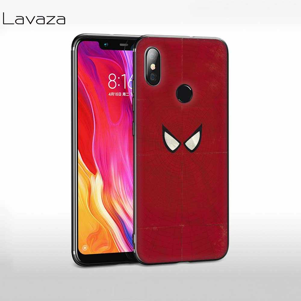 Lavaza MARVEL LOGO Soft Silicone Case Cover for Huawei Mate 10 20 P9 P10 P20 Lite Pro P Smart 2019 TPU Cases