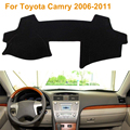 2016 Car Styling Dashboard Protective Mat Shade Cushion Photophobism Pad Interior Carpet For Toyota Camry 2006-2011