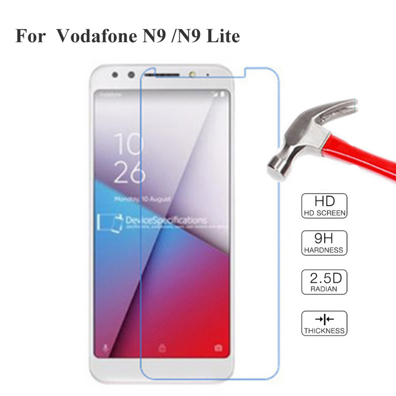 2PCS For Vodafone Smart N9 Glass Film For Vodafone Smart N9 5.5 inch 2018 Tempered Glass For Vodafone N9 Lite Screen Protector2PCS For Vodafone Smart N9 Glass Film For Vodafone Smart N9 5.5 inch 2018 Tempered Glass For Vodafone N9 Lite Screen Protector