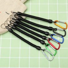 Fishing Lanyards Boating Ropes Camping Secure Pliers Lip Grips Tackle Fish Tools Fishing Accessory(China)