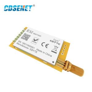 Image 3 - 1pc 868 MHz LoRa SX1276 rf Modul Lange Palette E32 868T30D UART 1W iot rf Transceiver 868 MHz Ebyte rf Sender und Empfänger