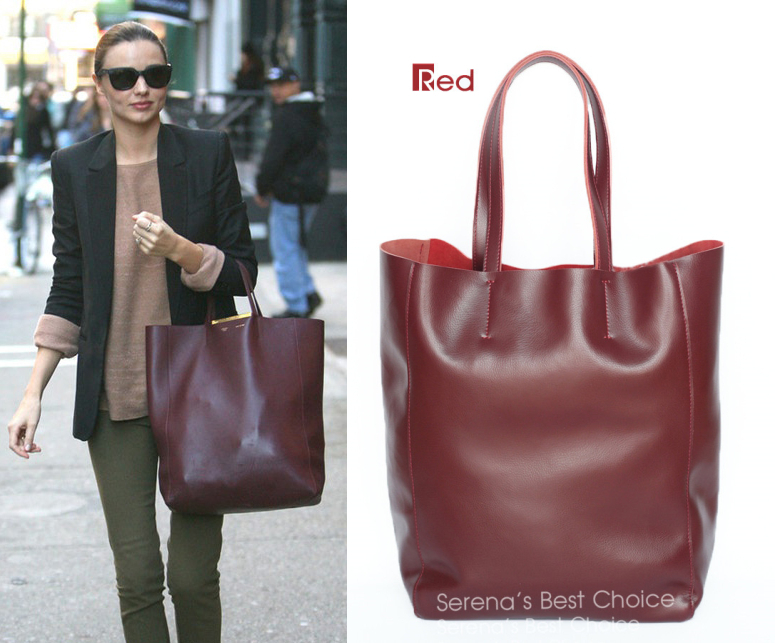 Fresh 2013 new fashion Women leather Handbag Genuine Leather Tote  SX56